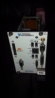 National Instruments PXI-8196 2.0 GHz Pentium M 760 Embedded Controller for PXI