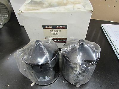 Nos New Genuine Cnh Case New Holland A151281 Fuel Filter Kit