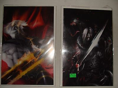Lot Of 2 Elric 1 & 3 Virgin Variants - Near Mint