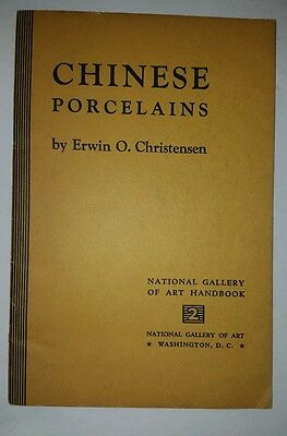 National Gallery of Art Handbook Chinese Porcelains 1956