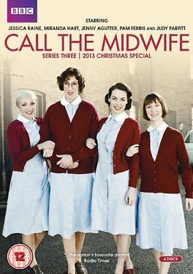 Call the Midwife - Series 3 [DVD][Region 2]