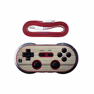 8Bitdo FC30 Pro Wireless Bluetooth Game Controller for Switch Android iOS PC Mac