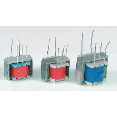 NEW 500 ohm Centre Tapped - 8 ohm Miniature Output Transformer MM2530
