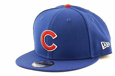 Chicago Cubs New Era MLB Team 9Fifty Snapback Hat Genuine Baseball Cap New Era