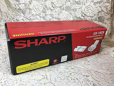 GENUINE Sharp UX-15CR  Fax Machine Imaging Film OEM New in Box Unused