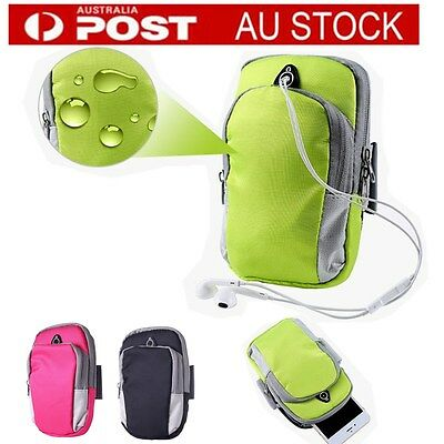 Outdoor Sports Running Jogging Gym Armband Arm Band Bag Holder Bag for Phones
