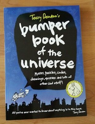 New Bumper Book of The Universe. Free Shipping