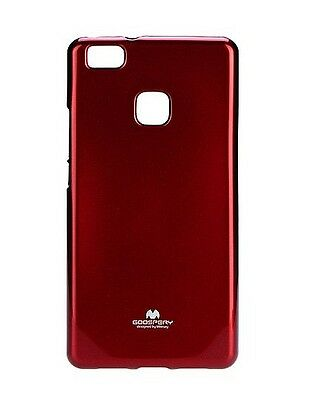 HUAWEI P9 LITE - Coque ROUGE JELLY CASE MERCURY -  NEUF NEW
