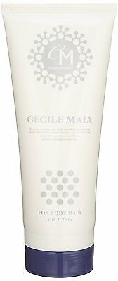 Cecile maia for body hair inbus remover cream 200g From Japan