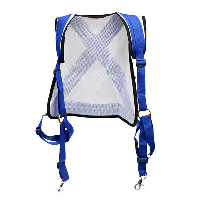 Stand Up Fighting Fishing Back Harness Distributing Load Preventing Sprains