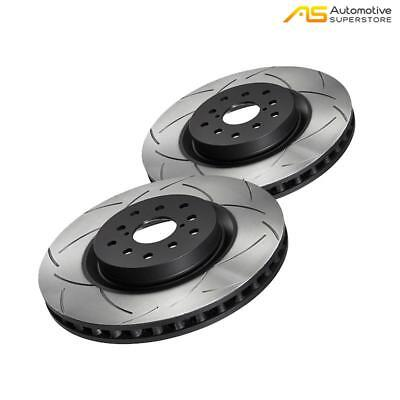DBA42311S Brake Disc Rotor Pair 4X4 Survival Series 4000 T3 Slotted DBA