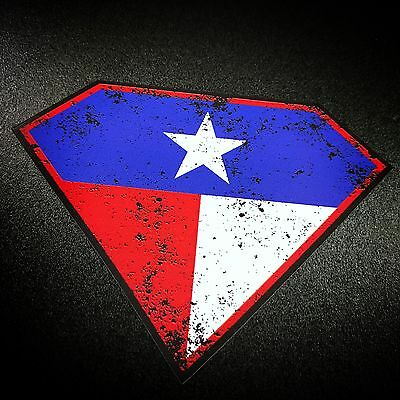 SUPER TEXAN - Sticker