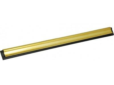 Pulex Brass Channel & Rubber for Window Cleaning Squeegees Sizes 25/30/35 cm