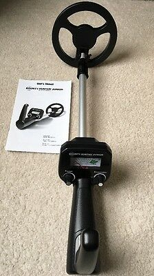 Bounty Hunter Junior Metal Detector, New Without Box