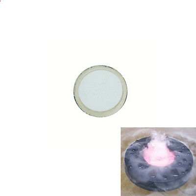 20mm Round Disc Replacement Ceramic Part Mist Maker Fog Mister Machine Ionizer