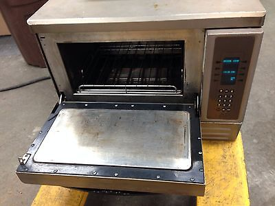 TURBOCHEF NGC Tornado High Speed Microwave Convection Oven FEBRUARY 2009 (Video)