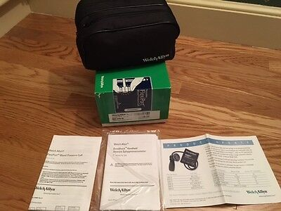 WELCH ALLYN  Trigger Family Kit DS66 Blood Pressure Set and Cuffs EUC 5098-30