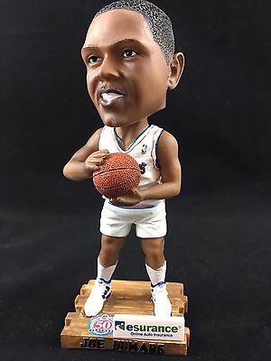 NEW Joe Dumars Detroit Pistons Bobble Head 50 Seasons Signature on Box 1990 NIB