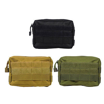 Multi-function Outdoor Bag Sundries Molle Pouch Waterproof Utility Belt Pocket
