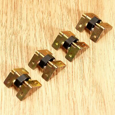 Durable Mini Spring Hinges Cabinet Drawer Jewelry Box Chest Furniture Hardware