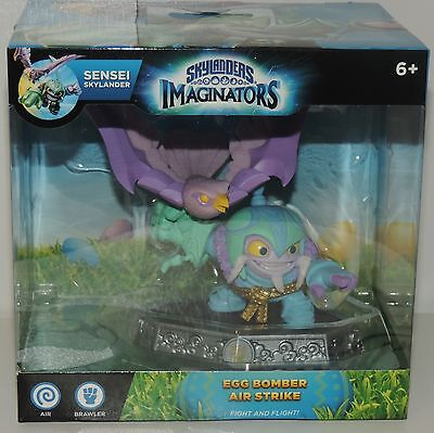Skylanders Imaginators Sensei Egg Bomber Air Strike Neu & OVP