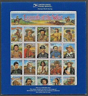Mint 1 Sheet of 20 HAPPY BIRTHDAY 34 ¢ US PS Postage Stamps. Postcard. Sc # 3558