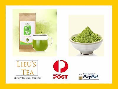 50g Macha Green Tea Powder Pure Natural Slimming Herb Antioxidants Healthy