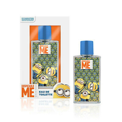MINIONS perfume eau de toilette child/a 75ml/25fl.oz
