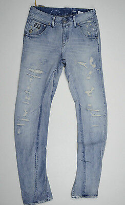 3d2a1c92290 G-STAR JEANS DESTROY 'ARC LOOSE TAPERED WMN' W26 L34 AU8 US4 NEW RRP ...