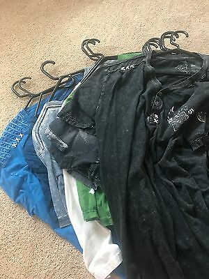 Affliction - lot of 10 mens tshirts all size 2xl