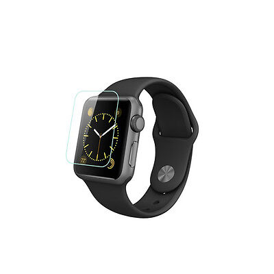 Apple Watch 42mm Glossy Premium Tempered Glass Screen Protector NEW