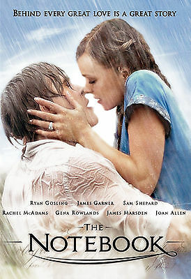 The Notebook 2004 New Free Shipping Movie Posters Art Print 36x24inch