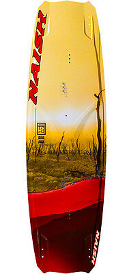 New 2017 Naish Motion 142x42cm Kiteboard w/ Fins and Handle *Cosmetic Blemish*