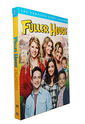 Fuller House The Complete First Season(DVD, 2017,2-Disc Set) Free shipping
