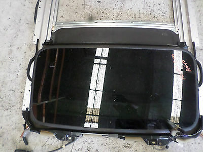Honda accord euro sunroof glass and motor 2006 CL9
