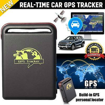 Mini Vehicle GPS Tracker Car Magnetic Real Time Tracking GSM GPRS Locator
