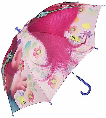 Girls - Trolls Umbrella Brolly