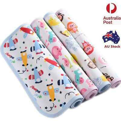 70cm*80cm Baby Girl Infant Waterproof Urine Mat Changing Pad Covers Change Mats