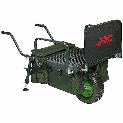 JRC Carp Fishing Barrows - Easy Rider Extreme / Contact Barrow Available