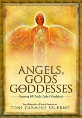 Angels, Gods and Goddesses Oracle Cards by Toni Carmine Salerno 9780957914964