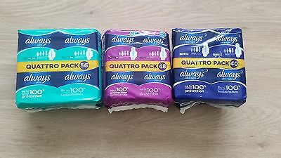 Always Ultra Sanitary Towels 100% Leakage Protection BIG pack