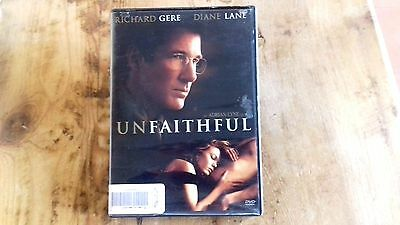 Used - DVD - UN FAITHFUL - Language : English, Spanish - Region : 1 / NTSC