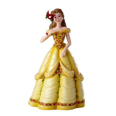 Disney Showcase Masquerade Belle Figurine - Beauty and the Beast Ornament