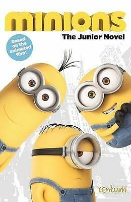Minions The Junior Novel BRAND NEW BOOK by Centum Books (Paperback, 2015)
