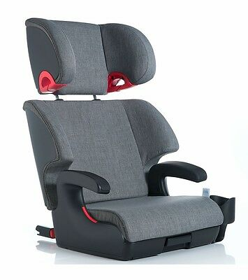 Clek Oobr Booster Car Seat - Thunder NEW