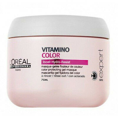 MASQUE GELEE VITAMINO COLOR Format Voyage/Travel Size 75ml L'OREAL PROFESSIONNEL