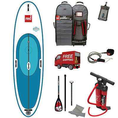 """Red Paddle 10'7"""" Windsurf MSL 2017 Inflatable SUP Paddleboard"""