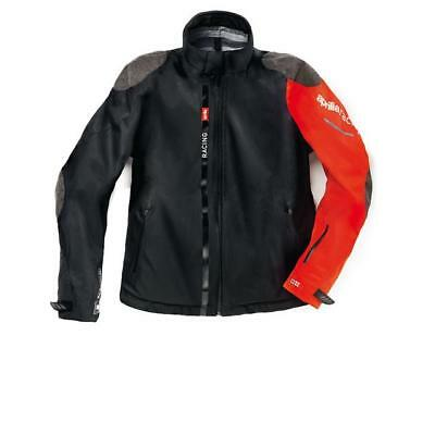*SALE* Genuine Aprilia Soft Shell Sports Jacket - Black/Red