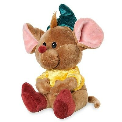Disney Store Gus Mouse Cinderella Animators Collection Soft Plush BNWT Mice