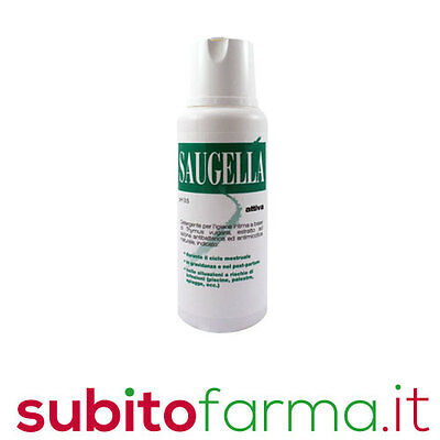 SAUGELLA ATTIVA PH 3.5 DETERGENTE 500ml